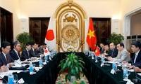 Dialogue sur le partenariat stratégique Vietnam - Japon
