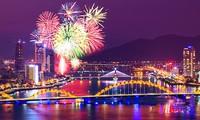 Festival international de feux d'artifice de Dà Nang: deuxième nuit de compétition