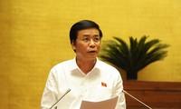 L'Assemblée nationale adopte la résolution sur le contrôle parlementaire en 2020