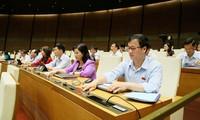 Assemblée nationale: journée du 11 juin