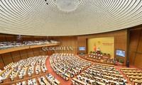 L'Assemblée nationale approuve le bilan 2017 et les programmes législatifs de 2019-2020