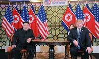 Un an après Singapour, Pyongyang demande la fin de la politique américaine «hostile»