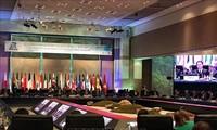 Réunion des ministres du G20 chargés de la transition écologique et énergétique