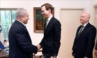 Le plan de paix israélo-palestinien de Trump serait présenté en novembre