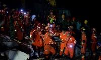 Un fort séisme fait 11 morts en Chine