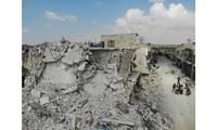 Syrie: 12 civils tués par des roquettes jihadistes
