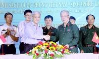 Le Vietnam et Singapour intensifient leur coopération dans la défense