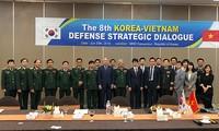 Vietnam-République de Corée: dialogue sur la politique défensive