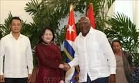 Promotion des coopérations économiques et commerciales Vietnam - Cuba