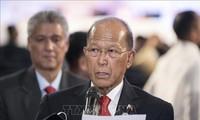 Critique des Philippines à l'égard des agissements chinois en mer Orientale