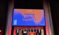 Quatre Vietnamiens médaillés aux 51e Olympiades internationales de Chimie 2019