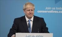 Brexit: Boris Johnson en faveur d'un vaste accord commercial avec l'Union européenne