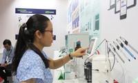 La 19e exposition internationale de la médecine au Vietnam