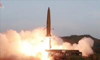 Pyongyang confirme le tir de missiles par «un nouveau système»