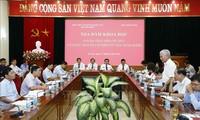 Table-ronde sur les 50 ans d'application du testament de Hô Chi Minh
