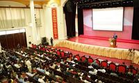 Ouverture de la conférence 2019 des « nouveaux penseurs de l'économie d'Asie »