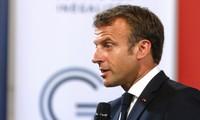 Emmanuel Macron s'adressera aux Français avant l'ouverture du G7