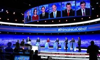 French Presidential Election: right-wing candidates join live TV debate