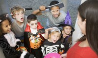 Halloween Eve: when the fun is not limited to children