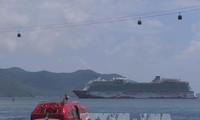 Cruise ship brings visitors to Nha Trang