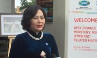 ベトナム、全面的金融促進にAPEC諸国の経験を必要