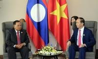 クアン主席、ラオス、カンボジア、韓国の指導者と個別会見