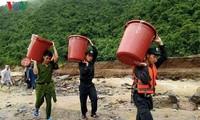 国連、ベトナムの自然災害の対応に支援