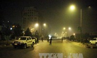 ホテル襲撃5人死亡 武装集団と銃撃戦 アフガニスタン