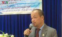 国の建設事業に対する国外在留ベトナム人の貢献