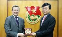 ベトナムとフランス、青年の協力を強化