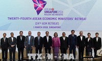 ASEAN、地域統合の強化を目指す経済協力を承認