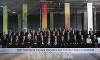 G20閉幕 反保護主義へ対話促す 仮想通貨の監視要請