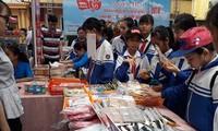 タイグエン省、読書文化を表彰