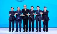 フック首相、第8回ACMECS首脳会議に出席