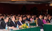 フック首相、「ハノイ2018、投資・発展協力」会議に出席