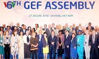 ベトナム、GEFの環境保護プロジェクトを実施する場所
