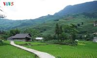 村にある都市・ターバンザイ集落
