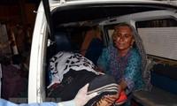パキスタン 選挙集会狙ったテロ 死者128人に ISの犯行か