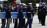 戦没米兵遺骨返還へ協議 朝鮮、将官級提案
