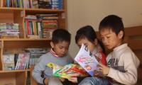 農村部における無料図書館