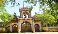 安居におけるティンアン(天恩)寺