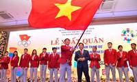 ベトナム選手代表団、アジア競技大会準備整う