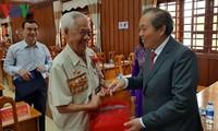 ビン副首相、モクホア作戦勝利を記念する式典に列席