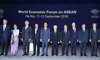 WEF ・ASEAN2018、ベトナムのよいイメージ