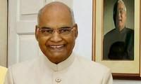 インドのコビンド大統領、ベトナム国賓訪問を開始