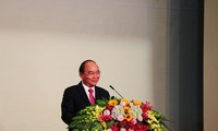フック首相、チュライ開放経済区の開発計画調整発表会に出席