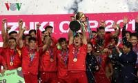 ベトナム、AFFスズキカップ2018で優勝