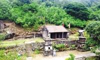 チュック・ラム禅宗の聖地・ゴアバン寺