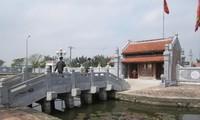 ハイズオン省のKhuc Thua Du神社