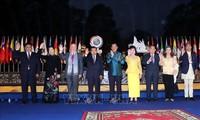 カンボジアでアジア文化センター設立